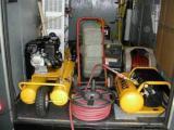 NFequipment in van