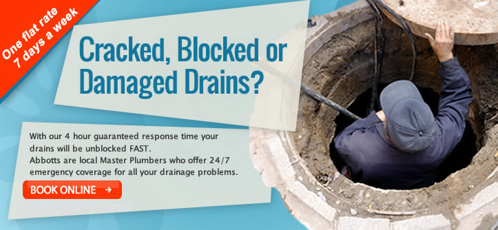 Drain unblocking fast: 4 hour response time, guaranteed - Auckland